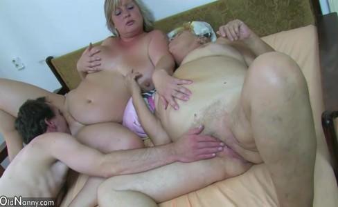 Порно видео огромные вагины бабушек